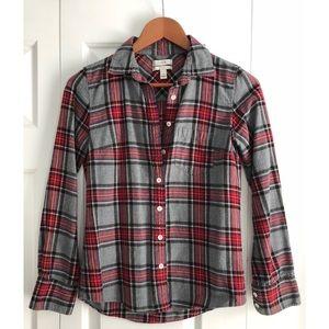 {j.crew} boy fit shirt